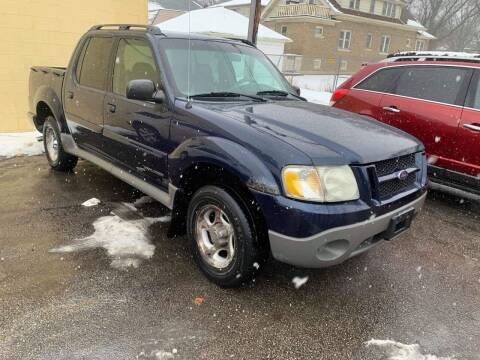 2002 Ford Explorer Sport Trac for sale at Square Business Automotive in Milwaukee WI