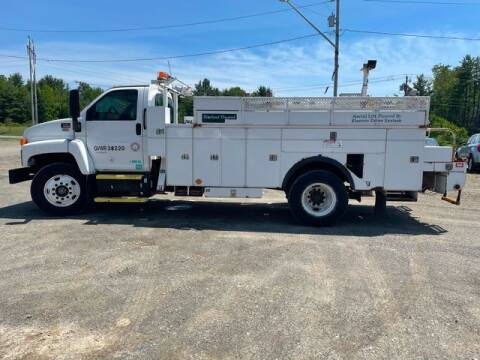 2008 GMC C8500 for sale at Upstate Auto Sales Inc. in Pittstown NY