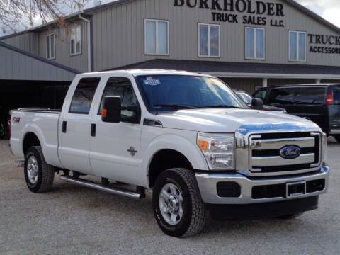 2016 Ford F-250 Super Duty for sale at Burkholder Truck Sales LLC (Edina) in Edina MO
