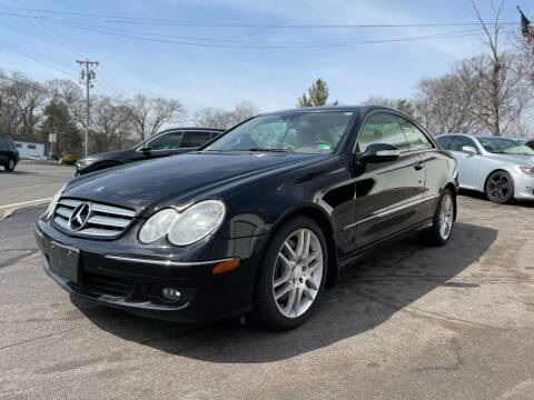 2008 Mercedes-Benz CLK for sale at SOUTH SHORE AUTO GALLERY, INC. in Abington MA