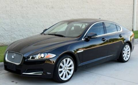 2013 Jaguar XF for sale at Raleigh Auto Inc. in Raleigh NC
