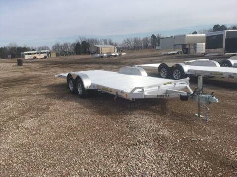 2021 Aluma 8218 Tilt for sale at Prairie Wind Trailers, LLC in Harrisburg SD