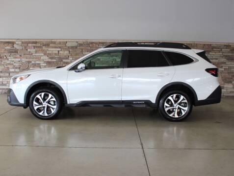 2021 Subaru Outback for sale at Bud & Doug Walters Auto Sales in Kalamazoo MI