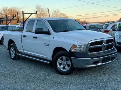 2017 RAM Ram Pickup 1500 for sale at A&M Auto Sale in Edgewood MD