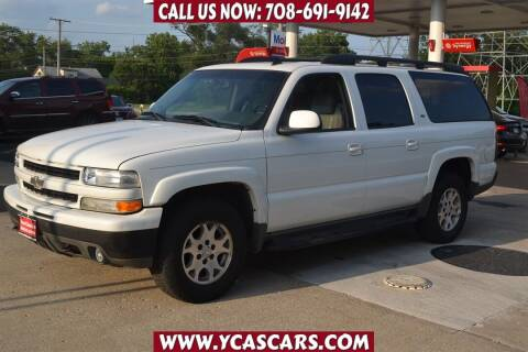 2006 Chevrolet Suburban for sale at Your Choice Autos - Crestwood in Crestwood IL