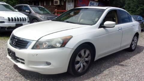 2009 Honda Accord for sale at Select Cars Of Thornburg in Fredericksburg VA