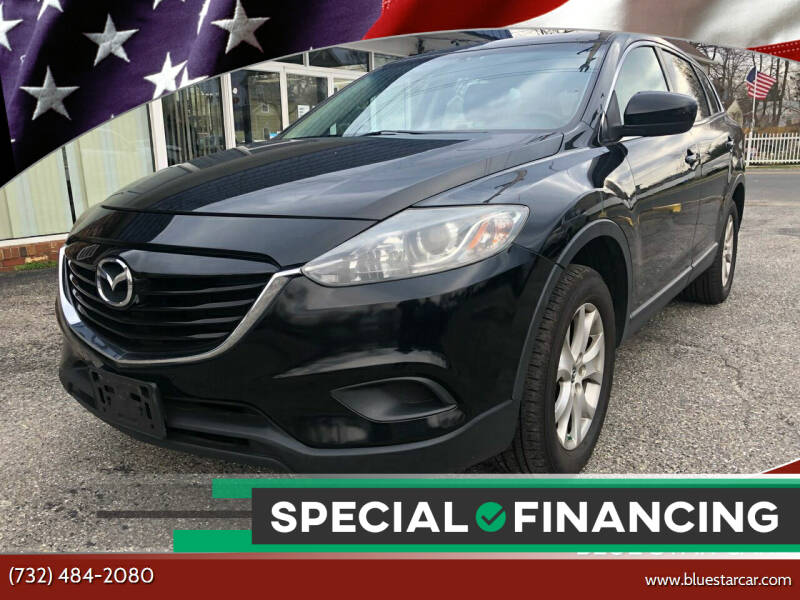 2013 Mazda CX-9 for sale at Blue Star Cars in Jamesburg NJ