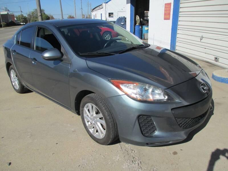 2012 Mazda MAZDA3 for sale at 3A Auto Sales in Carbondale IL