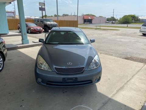 2005 Lexus ES 330 for sale at Max Motors in Corpus Christi TX
