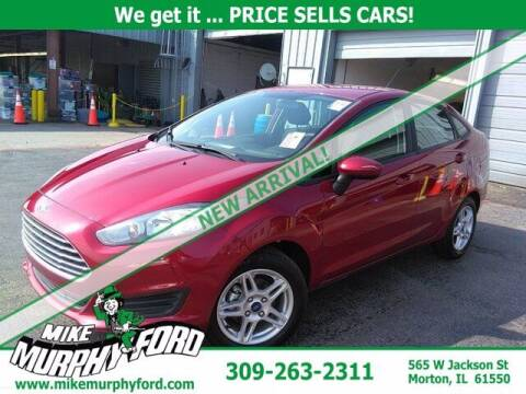 2017 Ford Fiesta for sale at Mike Murphy Ford in Morton IL