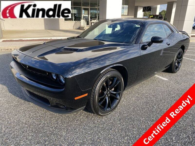 2017 Dodge Challenger for sale at Kindle Auto Plaza in Cape May Court House NJ