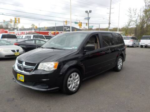 2014 Dodge Grand Caravan for sale at United Auto Land in Woodbury NJ