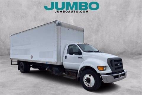 2012 Ford F-750 Super Duty for sale at JumboAutoGroup.com in Hollywood FL