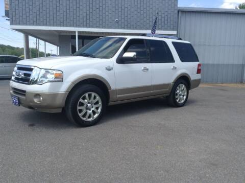2013 Ford Expedition for sale at Darryl's Trenton Auto Sales in Trenton TN