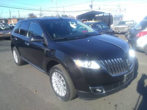 2013 Lincoln MKX for sale at Wilson Investments LLC in Ewing NJ