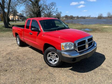 2005 Dodge Dakota for sale at Ace's Auto Sales in Westville NJ