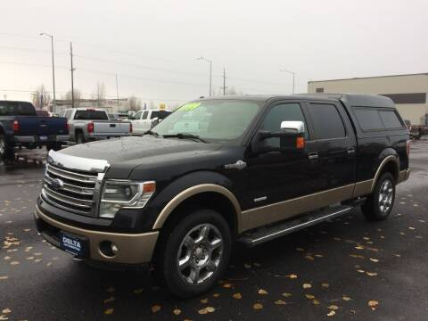 2013 Ford F-150 for sale at Delta Car Connection LLC in Anchorage AK