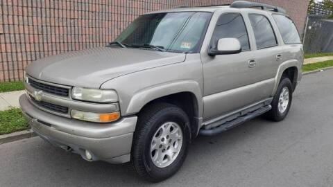 2003 Chevrolet Tahoe for sale at G1 AUTO SALES II in Elizabeth NJ