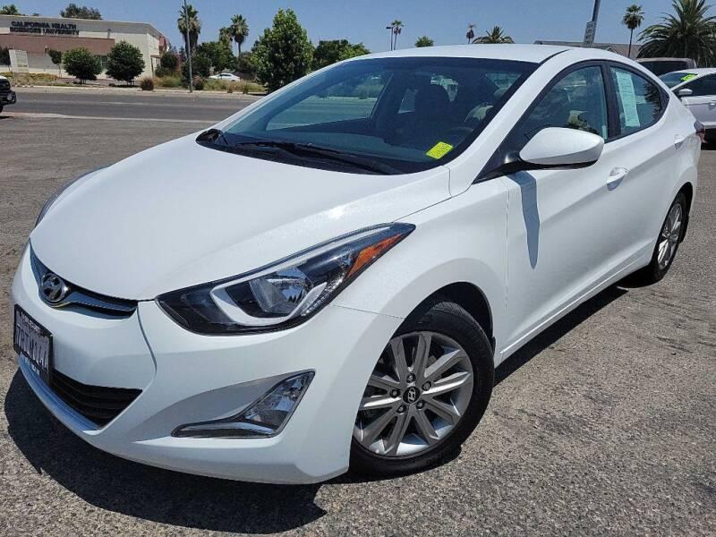 2016 Hyundai Elantra for sale at Auto Mercado in Clovis CA