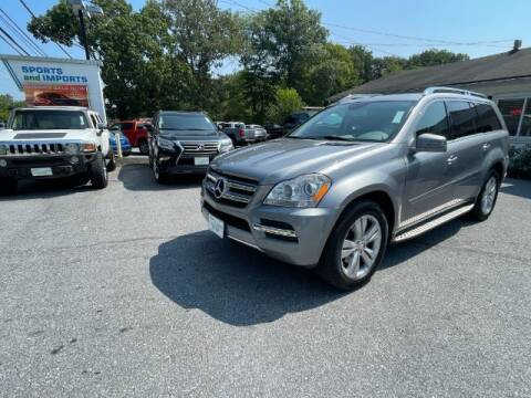 2012 Mercedes-Benz GL-Class for sale at Sports & Imports in Pasadena MD