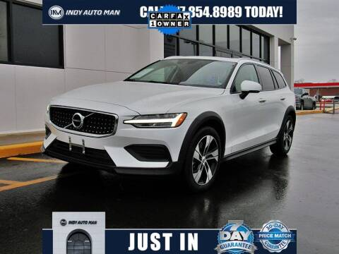 2020 Volvo V60 Cross Country for sale at INDY AUTO MAN in Indianapolis IN