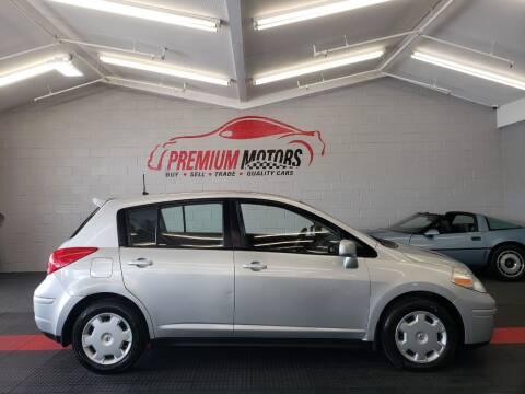 2008 Nissan Versa for sale at Premium Motors in Villa Park IL