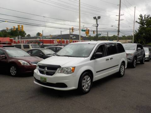 2015 Dodge Grand Caravan for sale at United Auto Land in Woodbury NJ