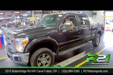 2011 Ford F-250 Super Duty for sale at Route 21 Auto Sales in Canal Fulton OH