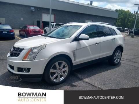 2011 Cadillac SRX for sale at Bowman Auto Center in Clarkston MI