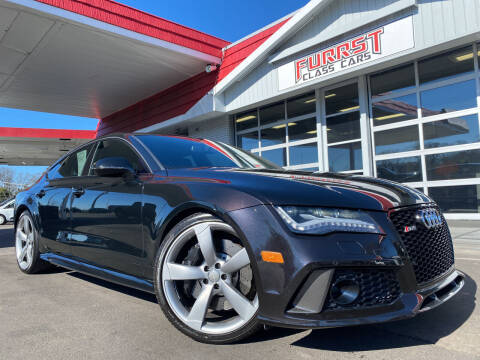 2014 Audi RS 7 for sale at Furrst Class Cars LLC in Charlotte NC