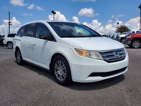 2011 Honda Odyssey for sale at Contemporary Auto in Tuscaloosa AL