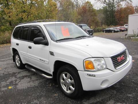2004 GMC Envoy for sale at K & R Auto Sales,Inc in Quakertown PA