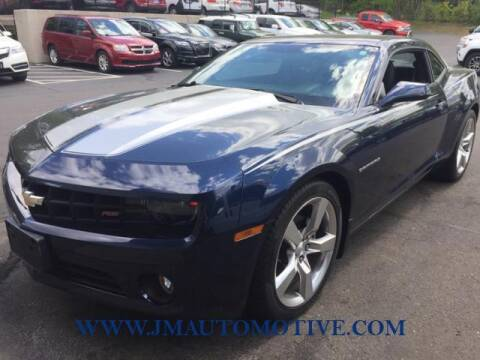 2012 Chevrolet Camaro for sale at J & M Automotive in Naugatuck CT