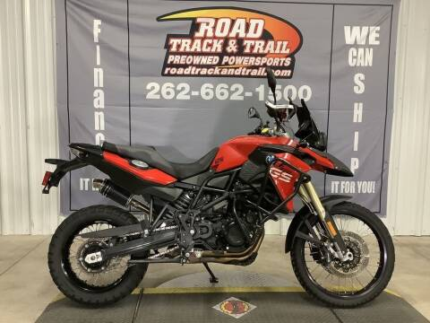 2015 BMW F 800 GS for sale at Road Track and Trail in Big Bend WI