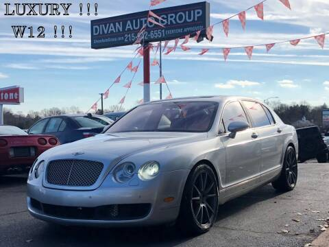2006 Bentley Continental for sale at Divan Auto Group in Feasterville PA