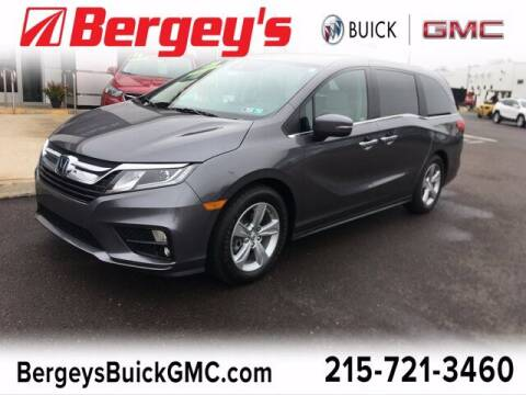 2019 Honda Odyssey for sale at Bergey's Buick GMC in Souderton PA