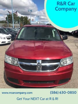 2010 Dodge Journey for sale at R&R Car Company in Mount Clemens MI
