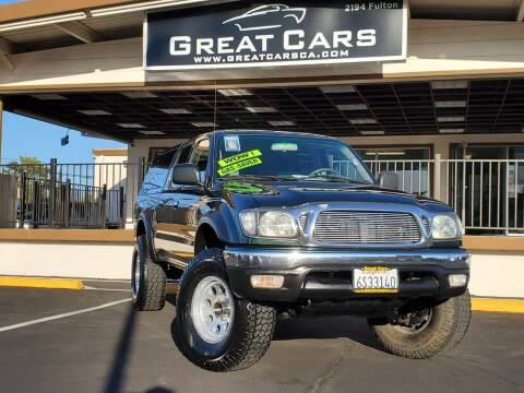 2001 Toyota Tacoma for sale at Great Cars in Sacramento CA