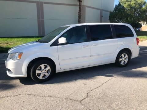 2011 Dodge Grand Caravan for sale at C & C Auto Sales in Colton CA