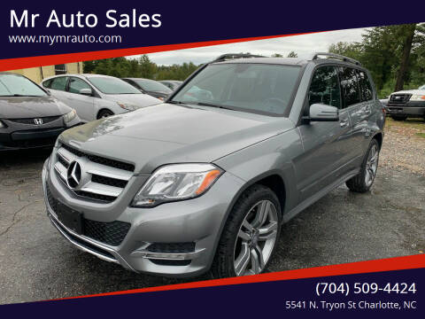2014 Mercedes-Benz GLK for sale at Mr Auto Sales in Charlotte NC
