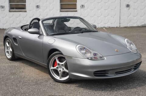 2004 Porsche Boxster for sale at Vantage Auto Group - Vantage Auto Wholesale in Moonachie NJ