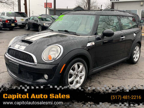 2010 MINI Cooper Clubman for sale at Capitol Auto Sales in Lansing MI