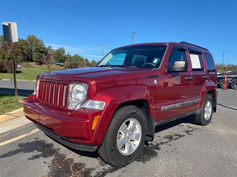 2011 Jeep Liberty for sale at CarXpress in Fredericksburg VA