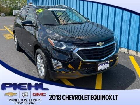 2018 Chevrolet Equinox for sale at Piehl Motors - PIEHL Chevrolet Buick Cadillac in Princeton IL