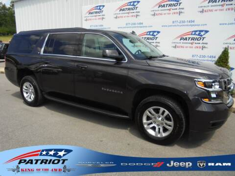 2018 Chevrolet Suburban for sale at PATRIOT CHRYSLER DODGE JEEP RAM in Oakland MD