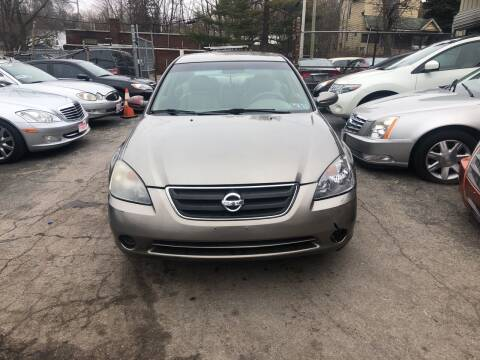 2003 Nissan Altima for sale at Six Brothers Auto Sales in Youngstown OH