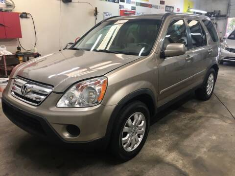 2005 Honda CR-V for sale at Vanns Auto Sales in Goldsboro NC