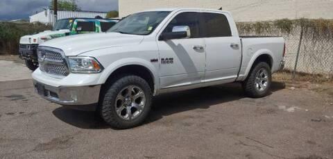 2015 RAM Ram Pickup 1500 for sale at Advantage Motorsports Plus in Phoenix AZ
