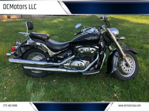 2007 Suzuki VL800 for sale at DCMotors LLC in Mount Joy PA