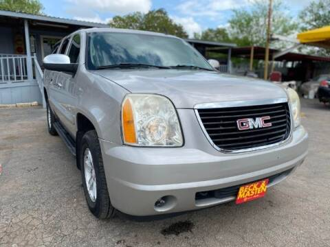 2007 GMC Yukon XL for sale at AUTO VALUE FINANCE INC in Stafford TX
